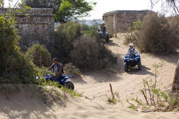 3 Uur durende toch per quad in Essaouira