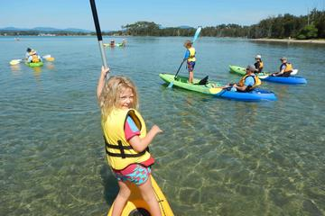 Batemans Marine Park Glass-Bottom Kayak Tour