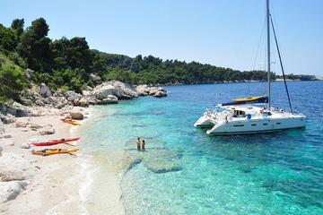Adventure Sailing 5-Day Trip from Dubrovnik