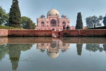 City Tour New Delhi-old Delhi