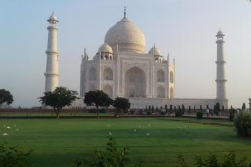 City Tour of Taj Mahal Sunrise and sunset in Agra