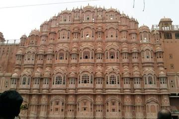 Exclusively Grand Golden Triangle Private Tour by Car from Delhi