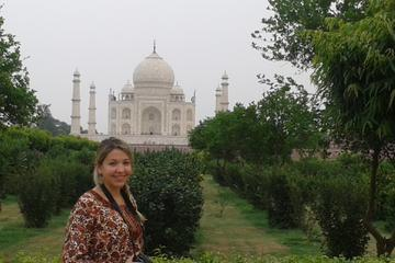 Motor Bike Day Tour of Agra