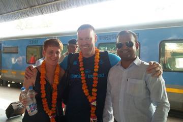 One Day Tour to Taj Mahal by Fastest Train
