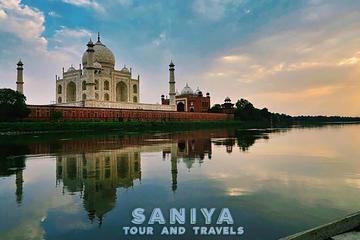 Taj Mahal Entrance Ticket