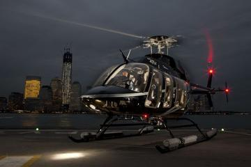 Helikoptertour New York: ervaar de verlichte skyline van de stad