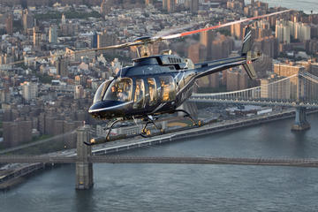 Helikoptertur over New York: høydepunkter på Manhattan