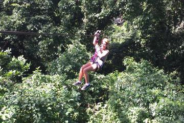 Buena Vista Combination Tour: Horseback Riding, Hiking, Hot Springs and Zip Line