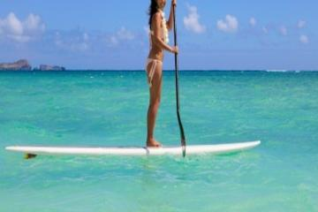 Hull Bay Paddle Board Day