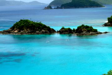 St Thomas Shore Excursion: Stand Up Paddle and Snorkel Tour