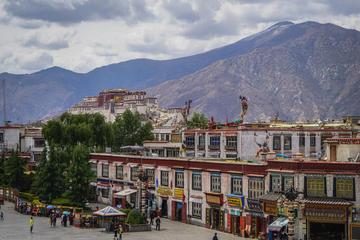 4 Days Lhasa City group tours