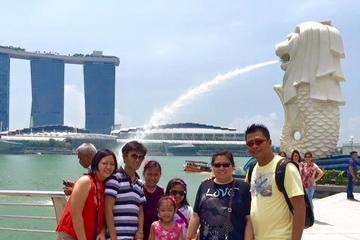 おすすめ!シンガポール終日ツアー