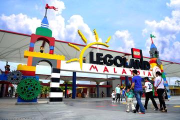 Pass d'ingresso giornaliero a LEGOLAND Malaysia, incluso il trasporto