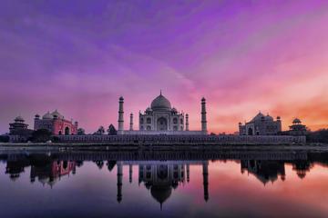 Agra Luxury Taj Mahal Tour
