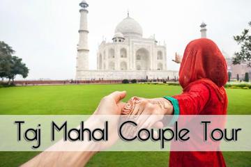 Private Taj Mahal Tour For Couple