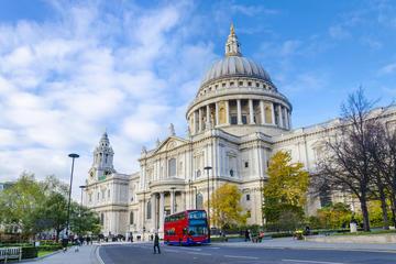 Exclusivo de Viator: tour turístico para grupos pequeños por Londres...