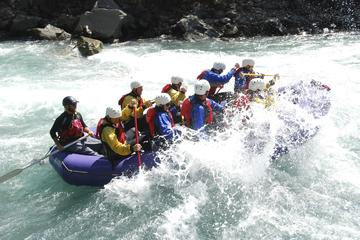 Book Half-Day Whitewater Rafting in Revelstoke on Viator