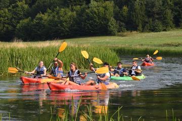 Rent a Kayak river Gacka