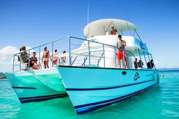 Excursion d'une journée sur une île paradisiaque au départ de Puerto...