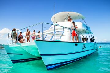 Paradise Island Day Trip by Catamaran from Puerto Plata