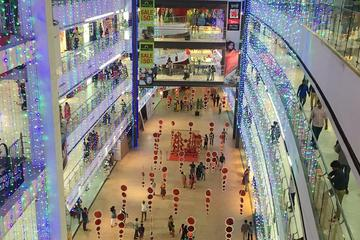 Coimbatore Shopping Tour: Brookefields Mall and DB Road in R S Puram