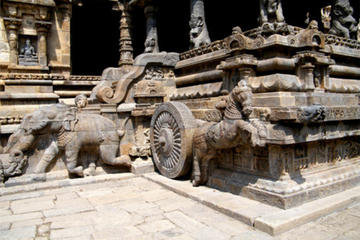 Day Tour of Airavatesvara Temple in Darasuram from Kumbakonam