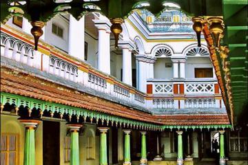 Day Tour to Chettinad Heritage Town  from Tiruchirappalli