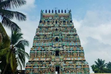 Day trip to Navagraha Temples of  Sun, Moon, Venus & Rahu from Kumbakonam