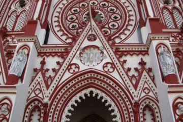 Day trip to St Marys Cathedral Church and Idaikattur Church from Madurai