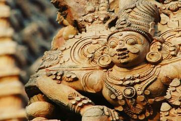 Day Trip to 'The Great Living Chola Temples' in Thanjavur, Darasuram and Gangaikonda Cholapuram from Tiruchirappalli