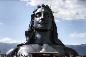 Dhyanalinga Temple Private Tour from Coimbatore