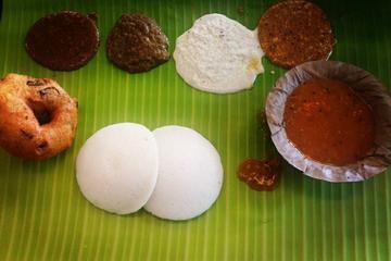 Local Food Tour: Murugan Idli Shop and Sree Sabarees in Madurai