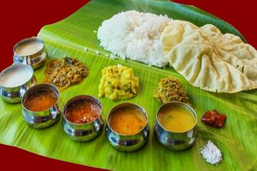 Local Food Tour to Shree Anandhaas and Shree Annapoorna in Coimbatore