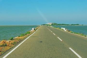 Madurai Airport to Rameshwaram Hotels Private Arrival Transfer