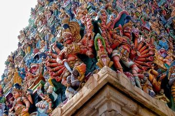 Madurai Local Sightseeing Tour from Thanjavur