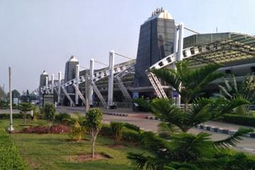 Private Arrival Transfer from Tiruchirappalli Airportto Thanjavur Hotels