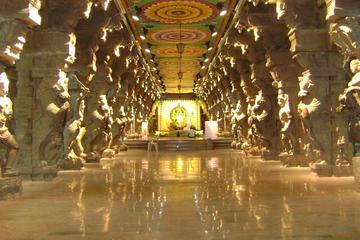 Private Cultural Day Tour of Madurai