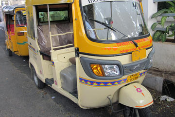 Private Day out in Chennai by Auto rickshaw