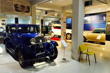 Take a short trip to Gedee Car Museum in Coimbatore