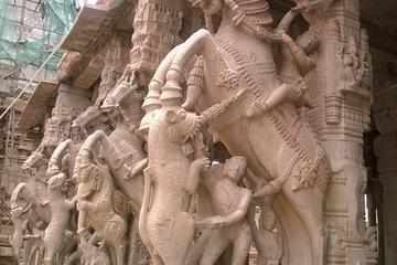 Tiruchirappalli Local Sightseeing Tour from Madurai