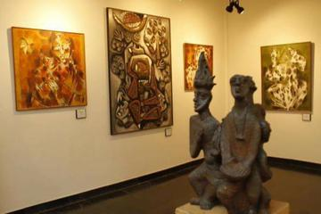Trip to Kasthuri Sreenivasan Trust 'Art Gallery and Textile Museum' in Coimbatore