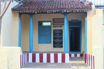 Trip to Srinivasa Ramanujan House and Kumbakonam Temples from Thanjavur