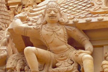 Visit: Brihadeeshwara Temple, Saraswati Mahal Library, Royal Palace and Art Gallery in Thanjavur