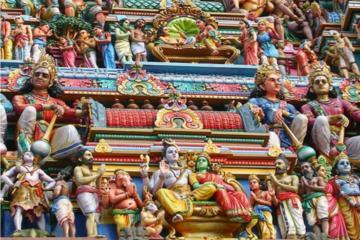 Visit to St Thomas Cathedral Basilica, Kapaleeshwarar and...