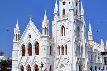 Visit Top 5  Churches & Cathedrals of Chennai