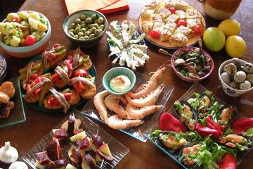 Gastronomische tour met bezoek aan de markt Atarazanas