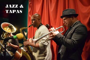 Malaga Tapas Tour with Jazz Show
