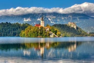 Excursão em Ljubljana: Lago Sangrado e capital da Eslovênia