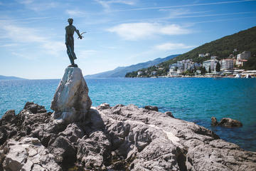 Opatija and Rijeka Full Day Private Tour from Zagreb