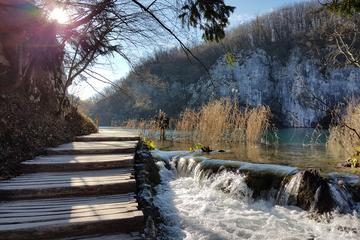 Plitvice lakes Rastoke village Turanj fortress and cheese tasting